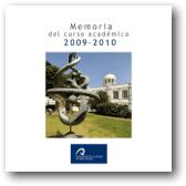 Memoria ULPGC 2009 2010