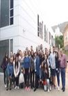 Visita de los alumnos del Grado en Trabajo Social al Servicio de Mediación intermedia.ulpgc